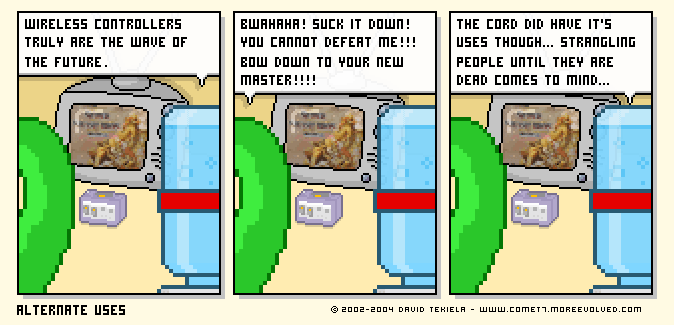 Alternate Uses