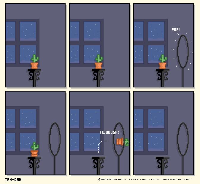 Tah-Dah