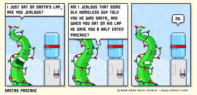 Santas Pancake